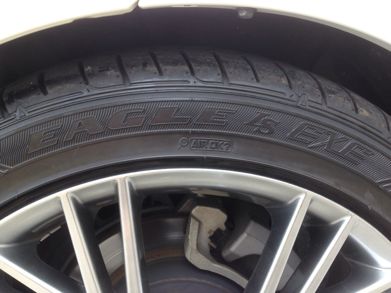 GOODYEAR EAGLE LS EXE 225/45R18