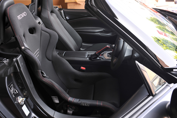ASM / AUTOBACS ASM RECARO ASM Limited edition Mode RS-G ASM LIMITED IS-11