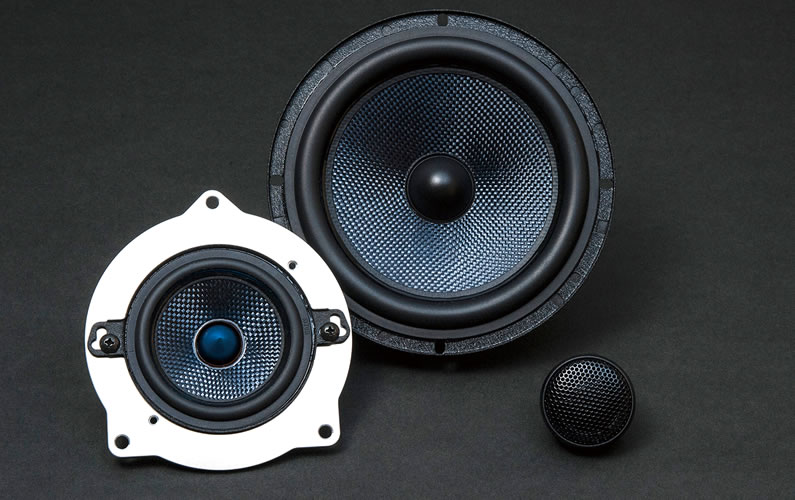 BLUE MOON AUDIO 3 way Sound System For BMW