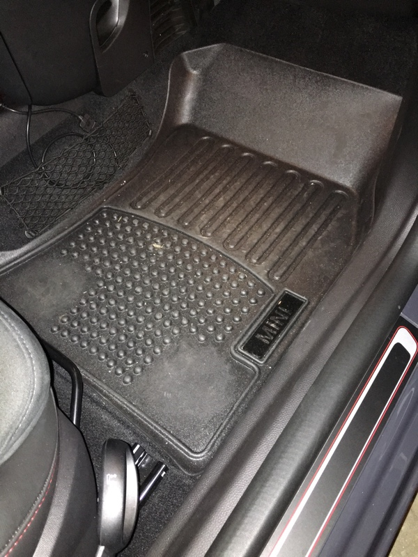 BMW MINI(純正) All Wether Front Floor Liners