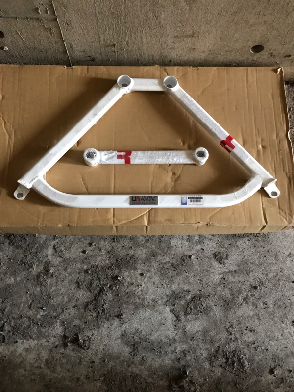 ULTRA RACING Rear Lower Bar / Rear Member Brace