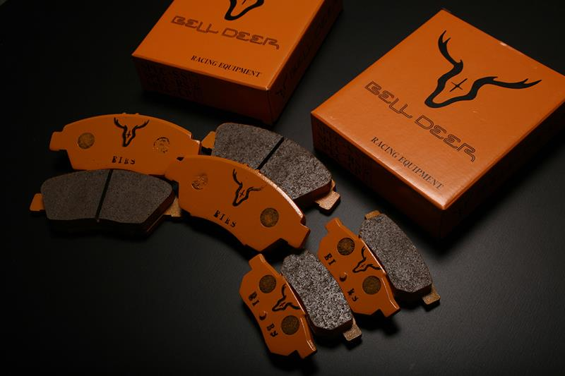 NEXT BELL DEER SuperSports MIRACLE Brake PADS