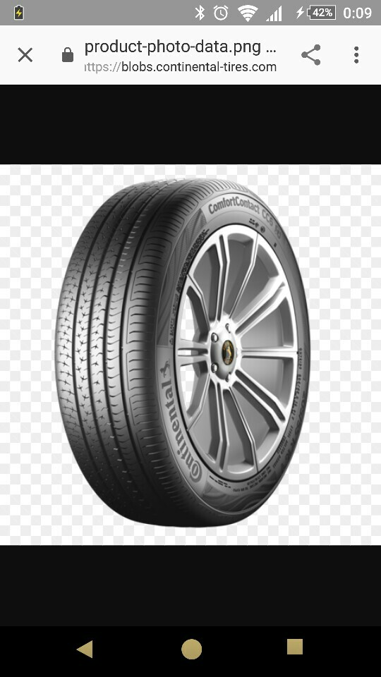 Continental ComfortContact CC6 175/65R14