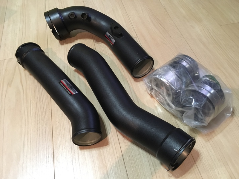 FTP motorsport charge pipe & boost pipe set