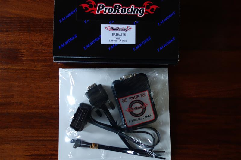 T.M.WORKS ProRacing プロレーシング OBD