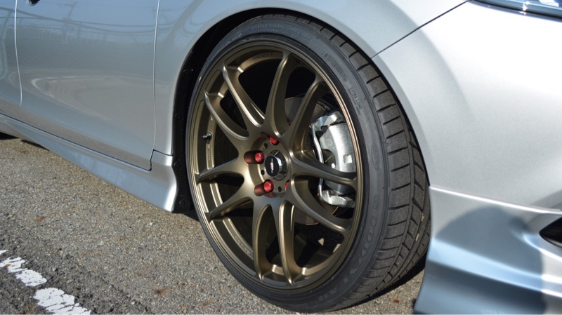 GOODYEAR EAGLE LS EXE 225/35R19