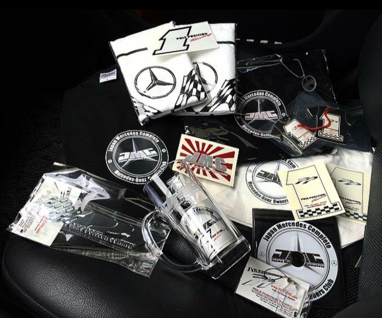 POLE POSITION TUNING OFFICIAL GOODS COLLECTION