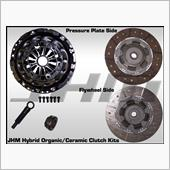 JHM JHM Lightweight Flywheel and Clutch Combo for B7 RS4   - Clutch Disc Material: Stage 3 (Ceramic / Me