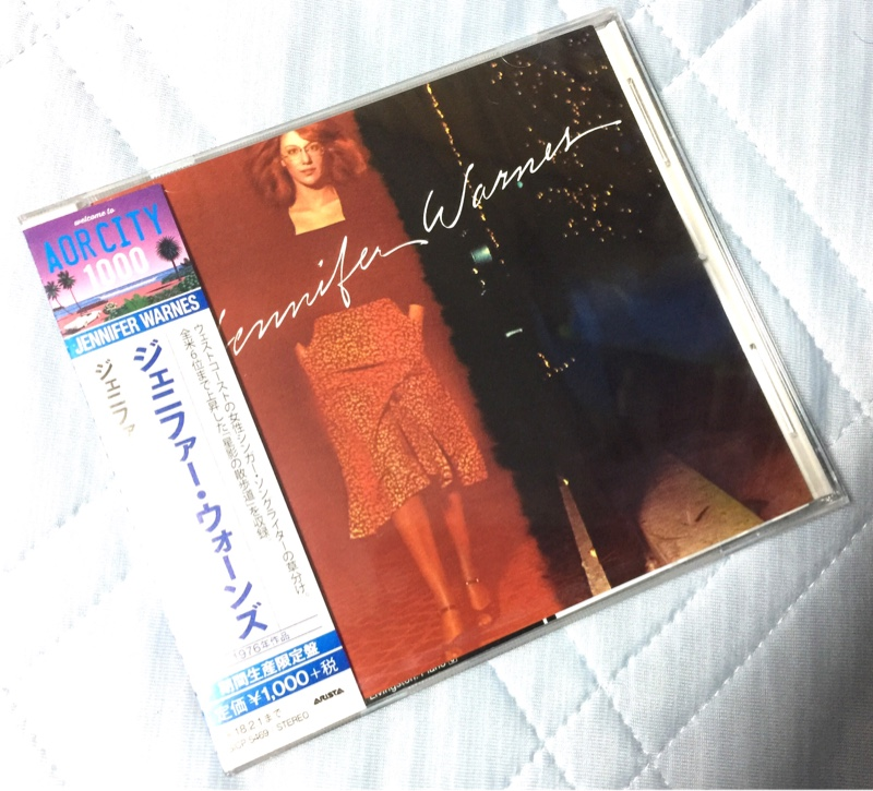 ARISTA Jennifer Warnes / Jennifer Warnes
