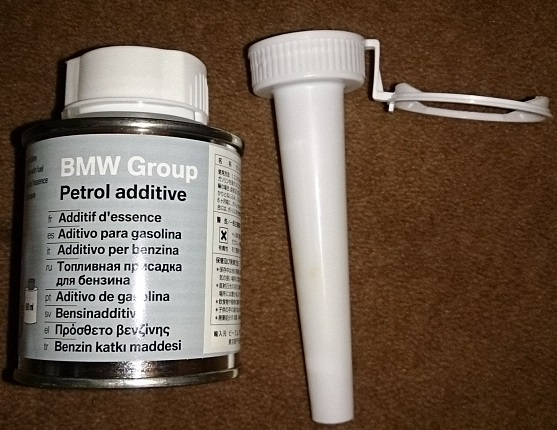 BMW(純正) Petrol additive