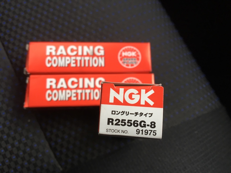 NGKスパークプラグ / 日本特殊陶業 RACING COMPETITION R2556G-8