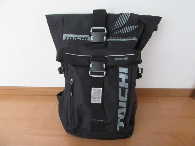 RS TAICHI RSB274 SPORT WP BACK PACK BLACK