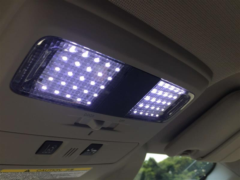 Valenti JEWEL LED ROOM LAMP SET for LEVORG
