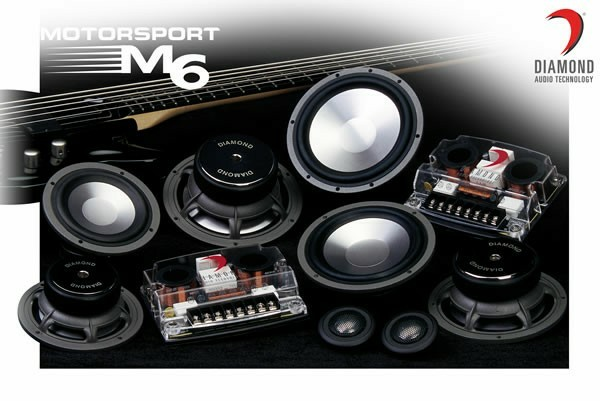 DIAMOND AUDIO M651
