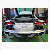 Capristo Exhaust R8 V10 exhaust system