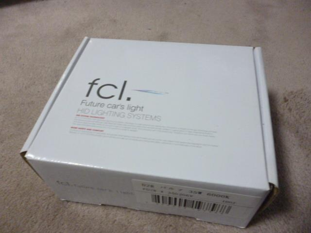 fcl 【fcl.Monobee】 35W 純正交換用HIDバルブ D2R D2S