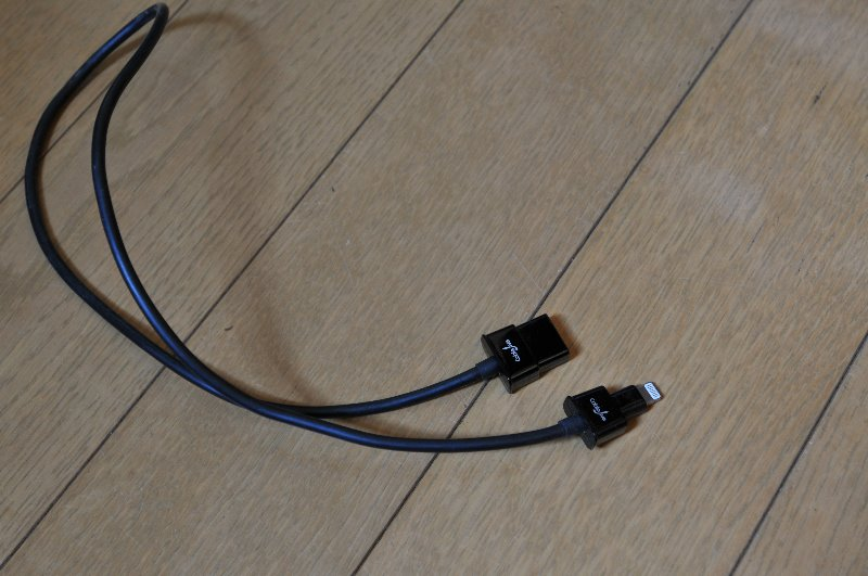 CableJive Lightning Xtender Cable ライトニングケーブル