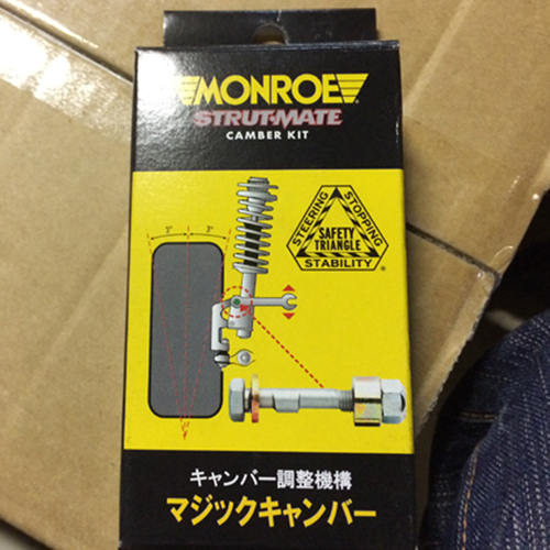 TENNECO MONROE Magic Camber