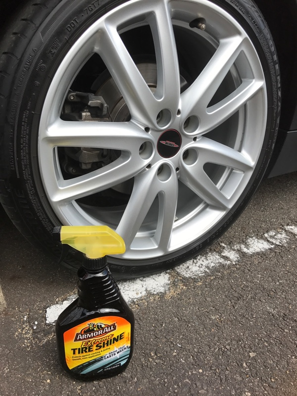 ARMOR ALL EXTREME TIRE SHINE