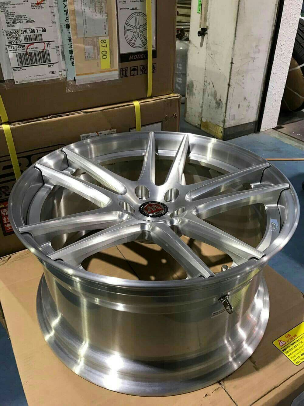 BC FORGED HBR5