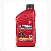kendall GT-1 MAX Full Synthetic Motor Oil with Liquid Titanium 5w-30