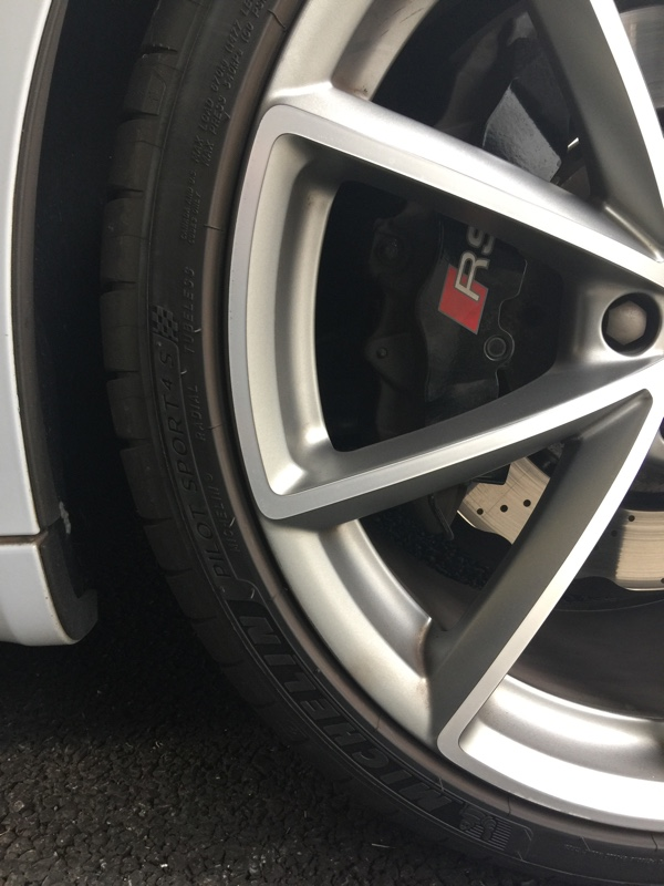 MICHELIN PILOT SPORT 4S 265/30ZR20