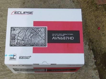 DENSO TEN / ECLIPSE AVN AVN687HD