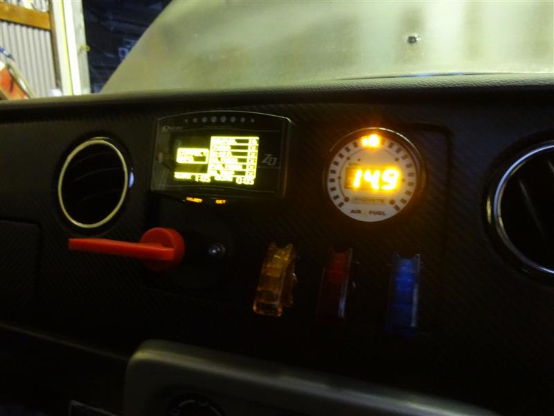 INNOVATE MTX-L Wideband Air/Fuel Ratio Gauge