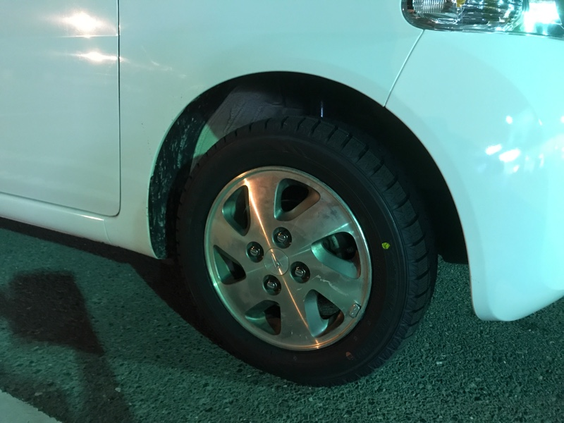AUTOBACS North Trek N3i 155/65R13