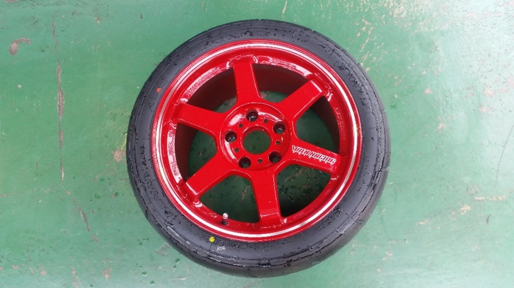RAYS VOLK RACING TE37 RT