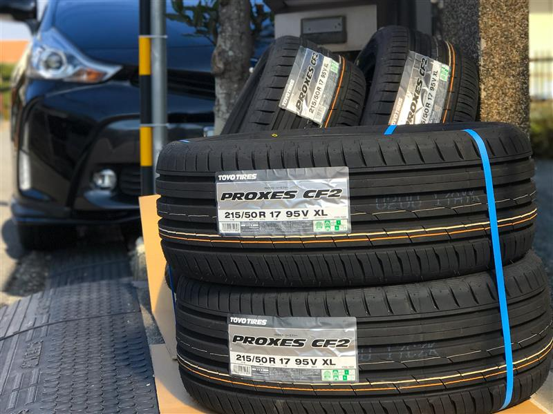 TOYO TIRES PROXES CF2 215/50R17 95V XL