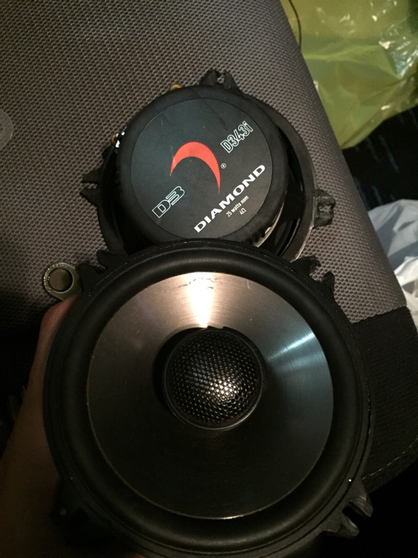 DIAMOND AUDIO D343i