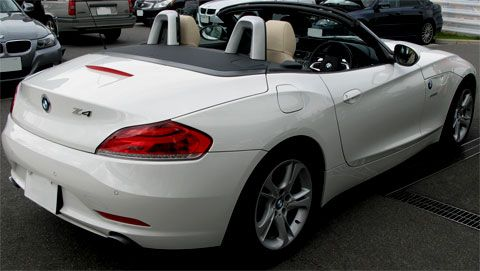 BMW Z4 sDrive35i (LM30) リアビュー