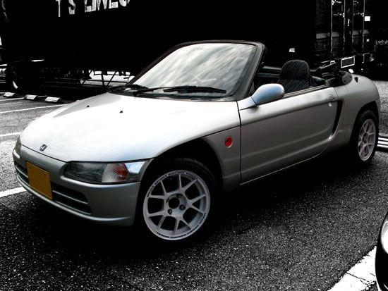 Honda Beat PP1 TC-005
