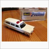 BUSCH & Revell Cadillac station wagon series その2