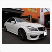 Big Foot ★さんのAMG C63 Perfomance Package