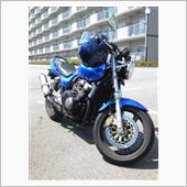 ae111tokuさんのCB400SuperFour HyperVTEC(NC39)