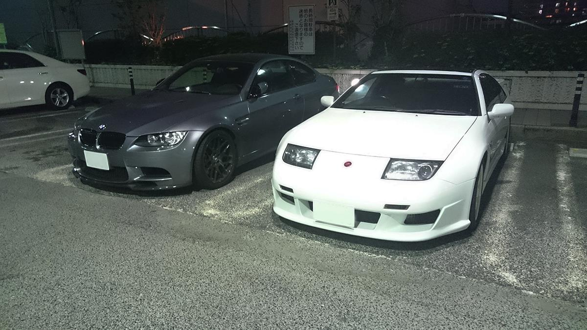 E92 M3 and Z32