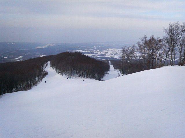 スキー 場 鯵ヶ沢