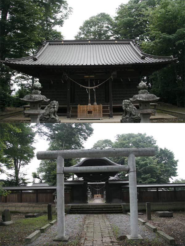 精忠神社(壬生町)