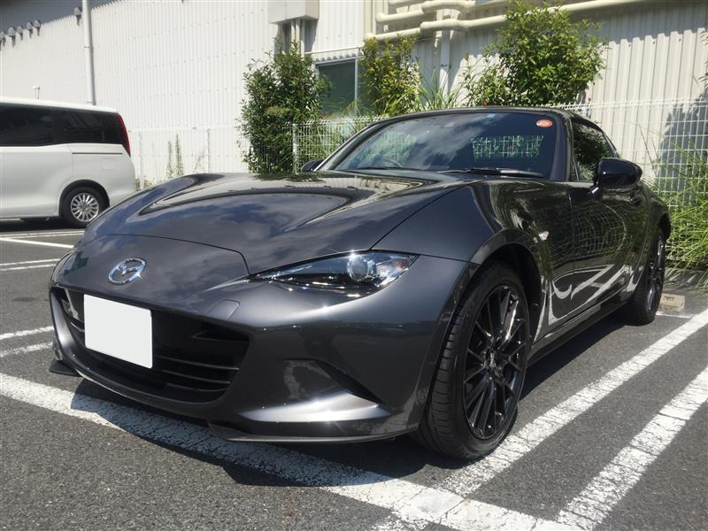 「[パーツ] ロードスターRF ドアエッジモール  http//minkara.carview.co.jp/userid/2845468/car/2454223/8758498/parts.aspx」