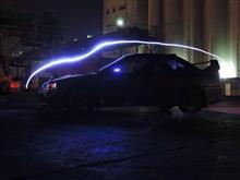 てらっしー@CN9Aさんの愛車:三菱 ランサーエボリューションIV