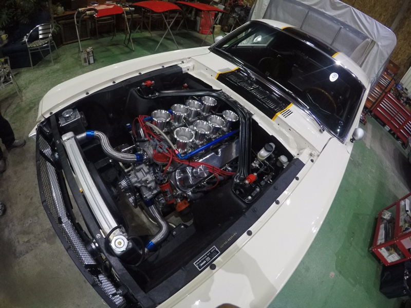 GT350Rさんのマスタング ファストバック