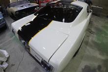 GT350Rさんのマスタング ファストバック リア画像