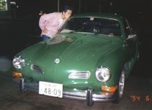CBAさんのカルマンギア インテリア画像