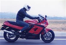 又 吉さんのGPZ1000RX 左サイド画像