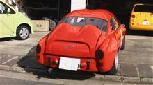 boxer365さんのアバルト750GT Zagato メイン画像