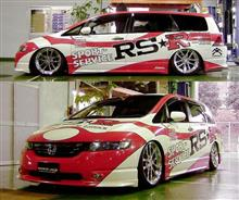 RS★R開発部さんのODYSSEY