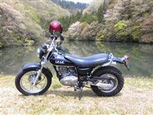chanpuさんのバンバン200 左サイド画像