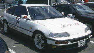 ホンダ CR-X